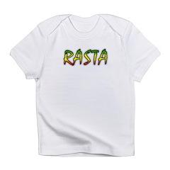 Rasta Infant T-Shirt