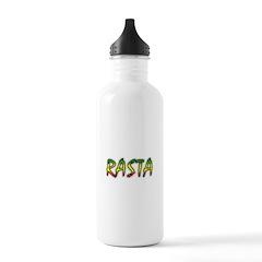 Rasta Stainless Water Bottle 1.0L