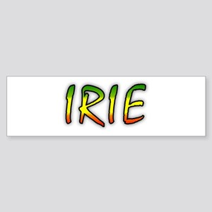 Irie Sticker (Bumper)