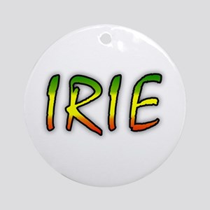 Irie Ornament (Round)