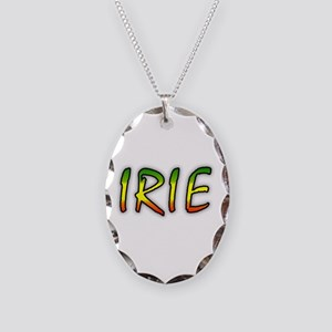 Irie Necklace Oval Charm