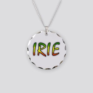 Irie Necklace Circle Charm