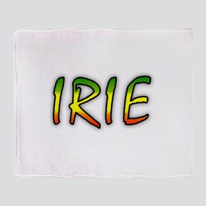 Irie Throw Blanket