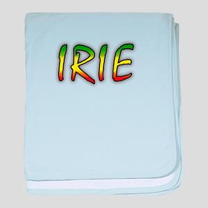 Irie baby blanket