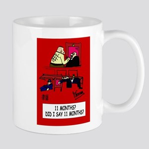 Magistrate's Mug
