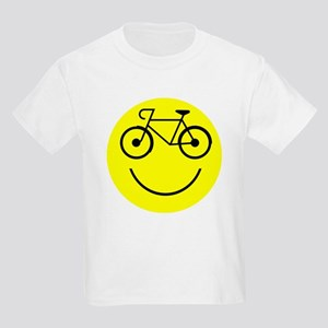 Smiley Cycle Kids Light T-Shirt