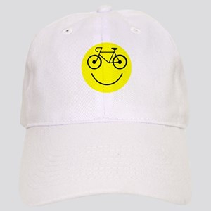 Smiley Cycle Cap