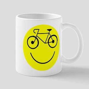 Smiley Cycle Mug