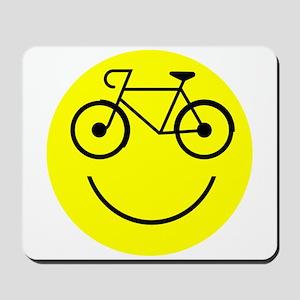Smiley Cycle Mousepad