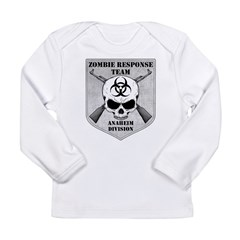Zombie Response Team: Anaheim Division Long Sleeve
