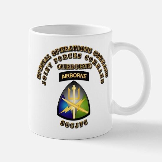 SOF - Joint Forces Command - SSI Mug