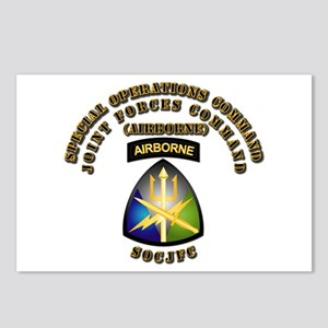 SOF - Joint Forces Command - SSI Postcards (Packag