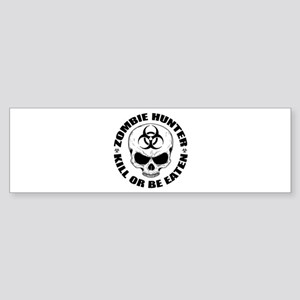 Zombie Hunter 4 Sticker (Bumper)