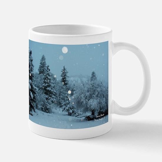 Winter Scene 4 Mug