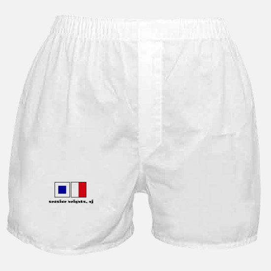 Seaside Heights, NJ Boxer Shorts