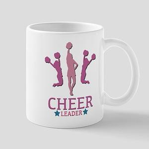 3 Cheer Leaders Mug