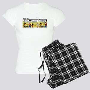 0322 - Twenty-second airborne Women's Light Pajama