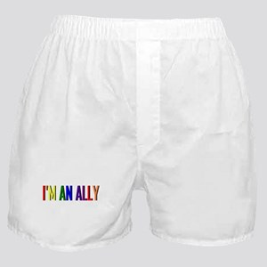 I'm an Ally Boxer Shorts