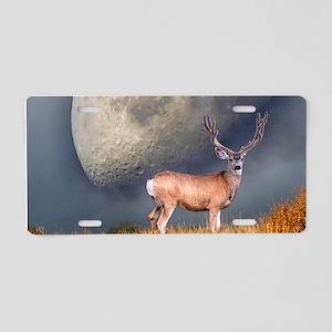 Dream buck 2 Aluminum License Plate