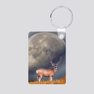 Dream buck 2 Aluminum Photo Keychain