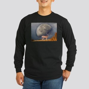 Dream buck 2 Long Sleeve Dark T-Shirt