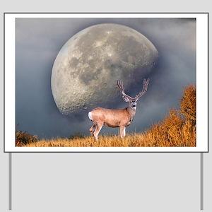 Dream buck 2 Yard Sign
