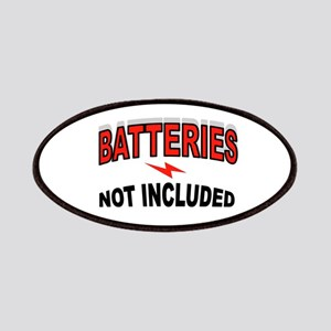 POWER ON Patches