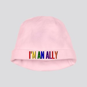 I'm an Ally baby hat