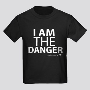 'I Am The Danger' Kids Dark T-Shirt