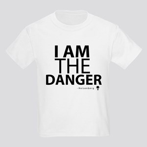 'I Am The Danger' Kids Light T-Shirt