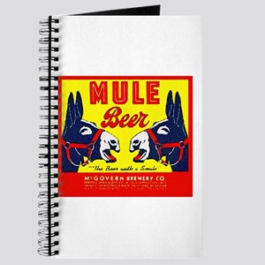 Missouri Beer Label 1 Journal