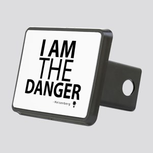 'I Am The Danger' Rectangular Hitch Cover