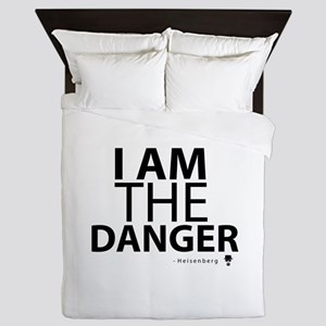 'I Am The Danger' Queen Duvet