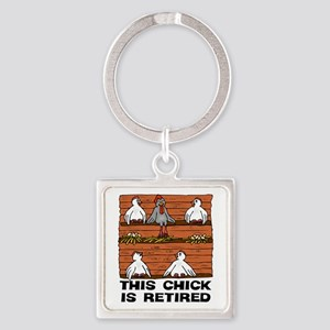 Retired Chic Keychains