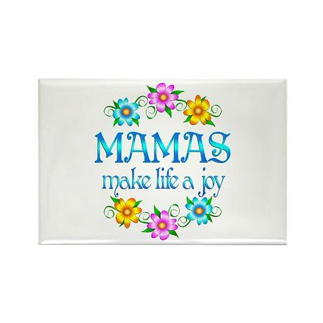 Mama Joy Rectangle Magnet (10 pack)