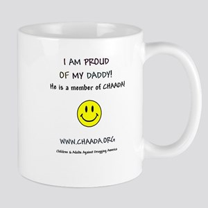 Proud of Daddy Mug