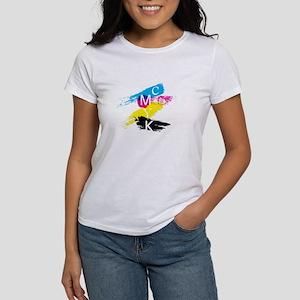 CMYK Women's T-Shirt