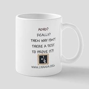 No Test for ADHD Mug