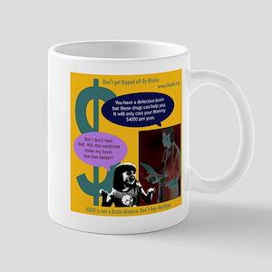 Brain Boo Boo Mug
