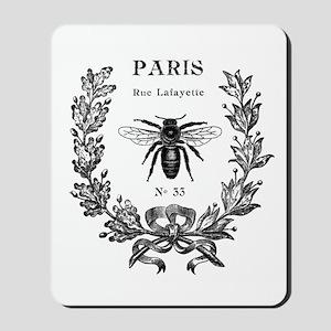 PARIS BEE Mousepad