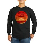 zerofighter Long Sleeve Dark T-Shirt