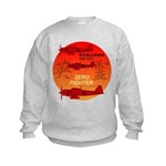 zerofighter Kids Sweatshirt