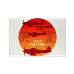 zerofighter Rectangle Magnet (10 pack)