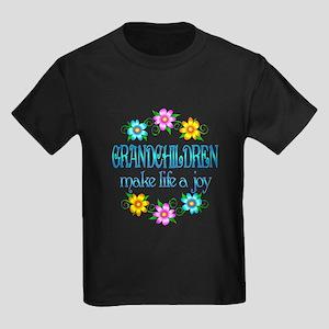 Grandchildren Joy Kids Dark T-Shirt