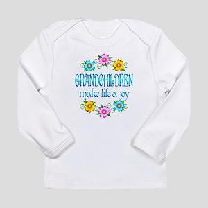 Grandchildren Joy Long Sleeve Infant T-Shirt