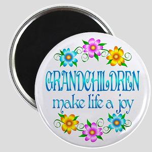 Grandchildren Joy Magnet