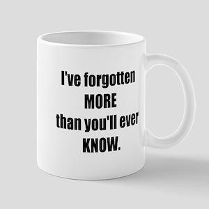 more than you know Mug