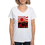 Eirei 4 Women's V-Neck T-Shirt