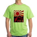 Eirei 4 Green T-Shirt