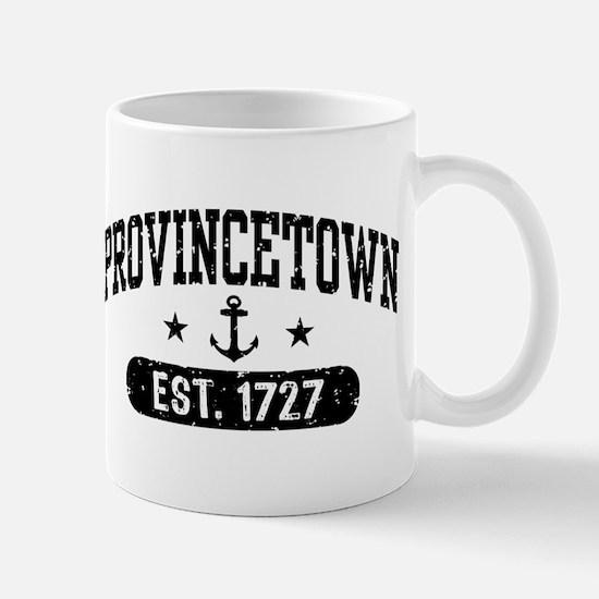 Provincetown Est. 1727 Mug